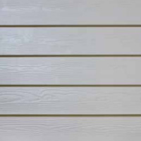 Eternit sidings Cedral houtstructuur met overlap