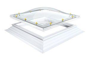acrylaat lichtkoepel