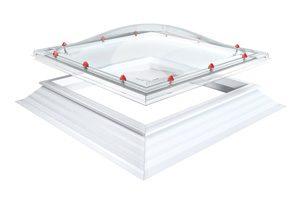 polycarbonaat lichtkoepel